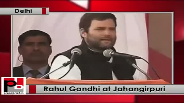Rahul Gandhi - I asked Jayanti Natarajan to protect environment, Adivasis