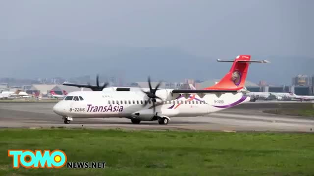 Taiwan plane crash: 19 dead as TransAsia flight crashes into Taipei river
