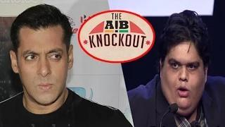 AIB Knockout: Salman Khan ANGRY With AIB