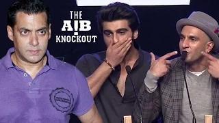 Salman Khan THREATENS AIB | AIB Knockout CONTROVERSY