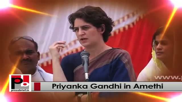 Charismatic, energetic person Priyanka Gandhi - inspiring like Indira Gandhi