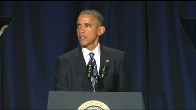 Pres. Obama: 'No God Condones Terror' Video