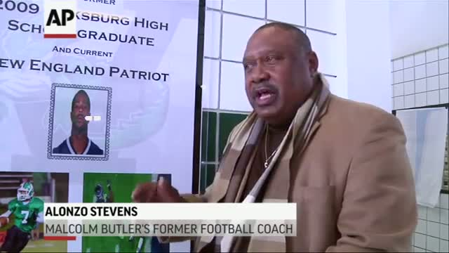 Family Thrilled Over Butler's Super Bowl Pick Video.