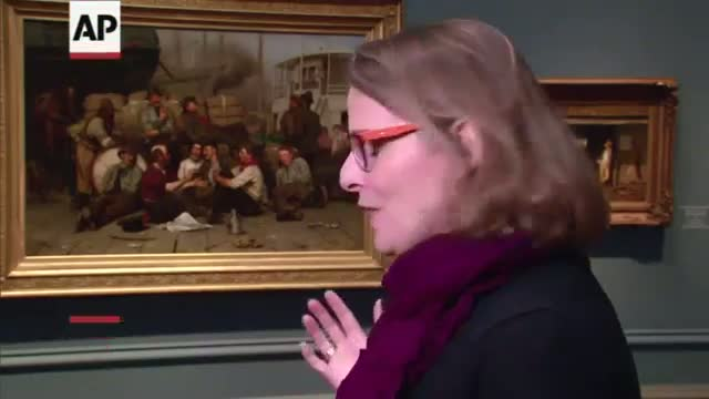 National Gallery Exhibits Gems From Corcoran Video