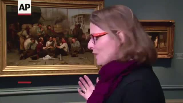 National Gallery Exhibits Gems From Corcoran News Video