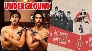 Ranveer And Arjun DISAPPEARING | AIB Knockout Controversy Video