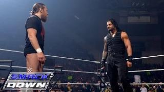 """Miz TV"" with special guests Roman Reigns and Daniel Bryan: WWE SmackDown, February 5, 2015"