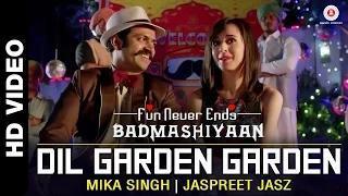 Garden Garden Gave Song - Badmashiyaan (2015) - Mika Singh & Jaspreet Jasz