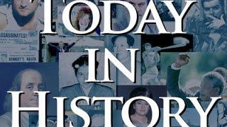 Today in History for February 9th Video