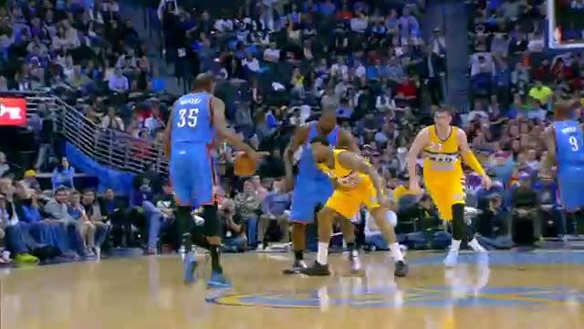 NBA: Kevin Durant has 43rd Career 40-Point Game