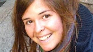 ISLAMIC STATE - Obama confirms death of US hostage Kayla Mueller