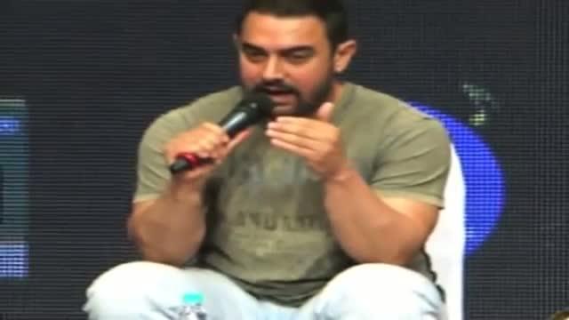 Aamir Khan Calls AIB Knockout Shameful & Vulgar