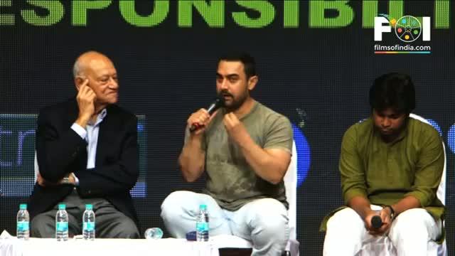 "Aamir Khan - ""AIB Roast Was A Shameful Act"" Video"