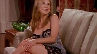 The one where Jennifer Aniston has her 46th Birthday Video