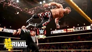 Sami Zayn vs. Kevin Owens - NXT Championship Match: WWE NXT TakeOver: Rival, Feb. 11, 2015