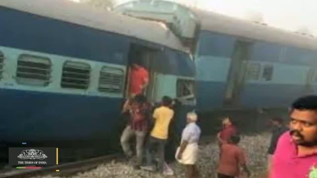 Bengaluru Ernakulam Express Derails Near Hosur, 10 Feared Dead