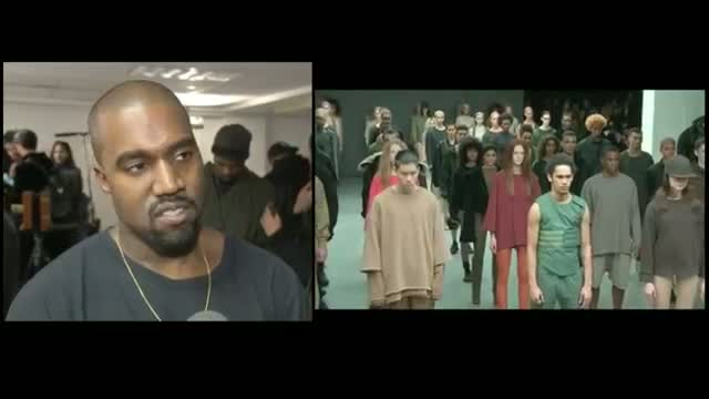 Beyonce and Jay-Z Show Support at Kanye's Show