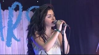 The Fault In Our Stars I Charli XCX -- SuperLove -- Live at The Fault In Our Stars Live Stream Event