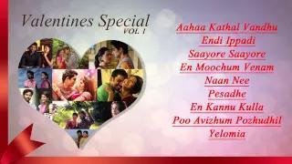 Valentines Day Special Songs (Audio) Vol - 1   Jukebox   Romantic Songs