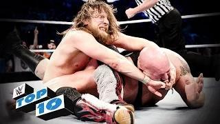 Top 10 WWE SmackDown moments - February 13, 2015 Video