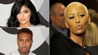 Khloe Kardashian Fights Back After Amber Rose Rips Tyga and Kylie Jenner's Relationship