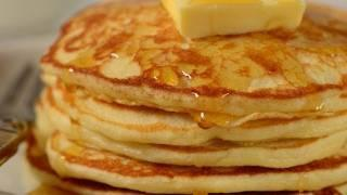 Pancakes Recipe Demonstration - Recipe Video