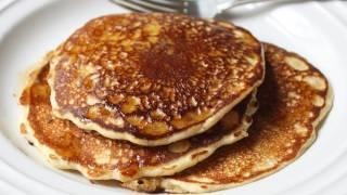 The Best Pancakes - Old Fashioned Pancakes Recipe - Best Recipe Video