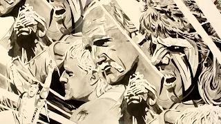 WrestleMania VI - WWE Canvas 2 Canvas