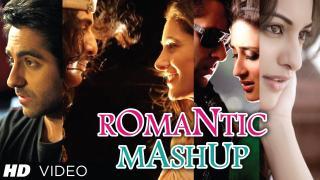 Best Romantic Mashup - Jeena Jeena, Pani Da Rang, Mileya Mileya | Remix by DJ Chetas