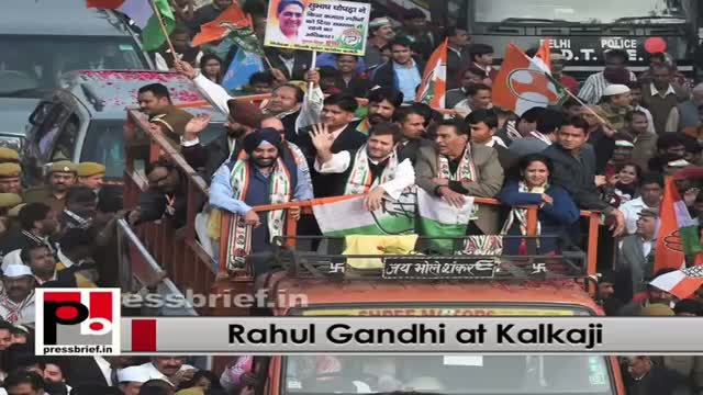 Young leader Rahul Gandhi - a perfect new generation leader with innovative vision