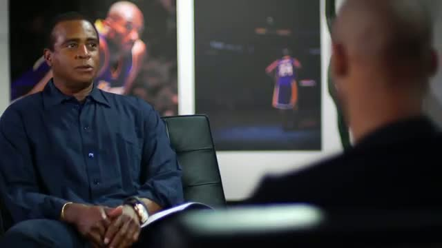 NBA: Kobe Bryant on the Birth of the Black Mamba