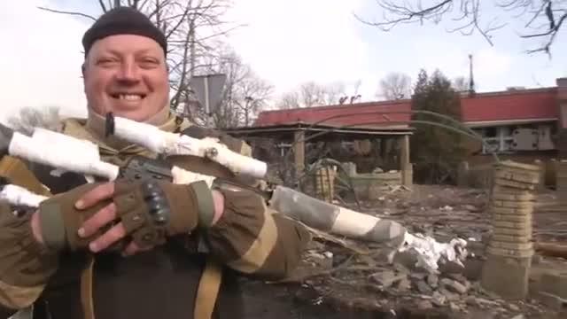 Strategic Ukranian City Under Rebel Control