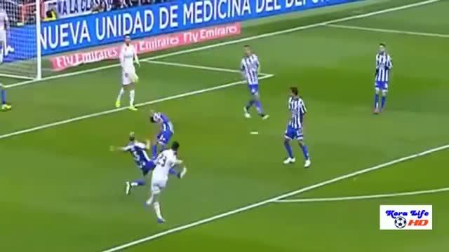 Real Madrid vs Deportivo La Coruna 2-0 - All Goals And Highlights - Liga 2015