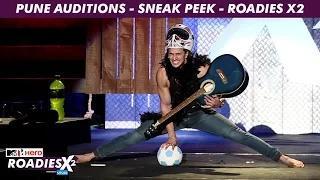 MTV Roadies X2 - Pune Auditions - Sneak Peek