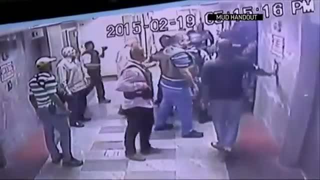 Caracas, Venezuela Mayor Arrested