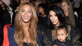 Kanye West Admits Beyonce and Kim Kardashian Have a Rivalry