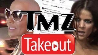 Amber Rose, The Kardashians & Afroman - TMZ Takeout