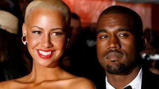 """Kanye West Responds to Amber Rose: """"I Had To Take 30 Showers After Dating Her"""""""
