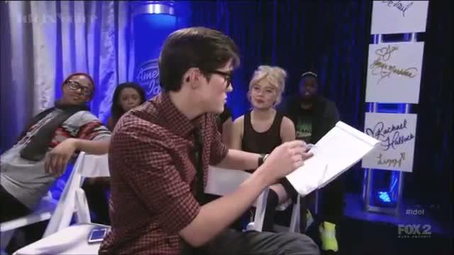 Trevor Douglas - HOB Showcase - American Idol 2015