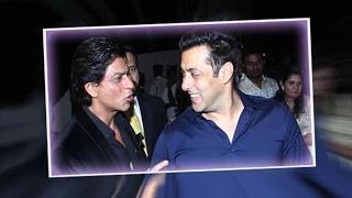 Shah Rukh PRAISES Salman - VIDEO