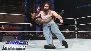 Roman Reigns vs. Luke Harper: WWE SmackDown, February 19, 2015
