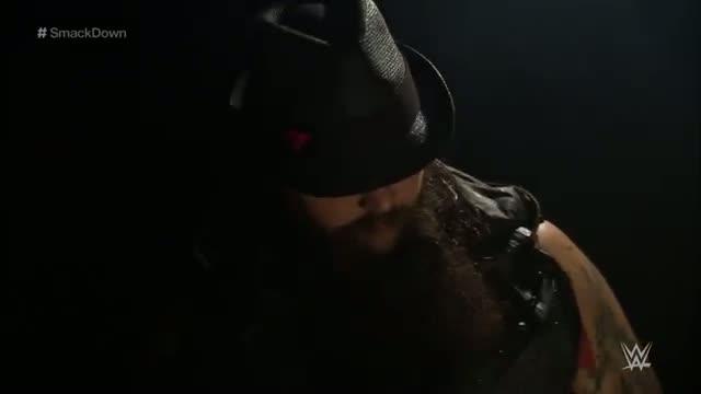 Bray Wyatt sings a haunting tune: WWE SmackDown, February 19, 2015