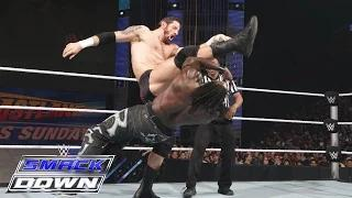 R-Truth vs. Bad News Barrett: WWE SmackDown, February 19, 2015