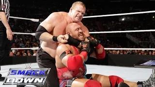 Ryback vs. Kane: WWE SmackDown, February 19, 2015