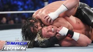 Dolph Ziggler vs. Seth Rollins: WWE SmackDown, February 19, 2015