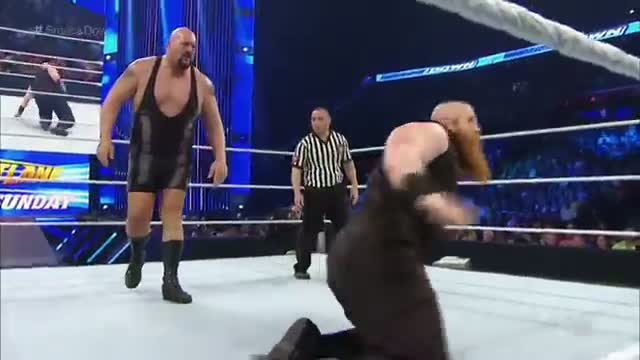 Erick Rowan vs. Big Show: WWE SmackDown, February 19, 2015R0