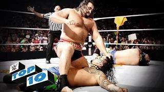 Top 10 WWE SmackDown moments: February 19, 2015