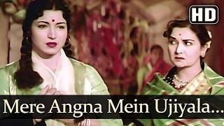 Mere Godi Mein Gopala (HD) - Pyar Ki Pyas (1961) - Honey Irani - Nishi - Lata Mangeshkar -Geeta Dutt [Old is Gold]