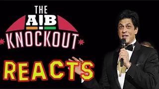 Finally!! Shahrukh Khan REACTS On AIB Controversy