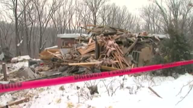 Massive Blast Rocks Quiet Kentucky Neighborhood